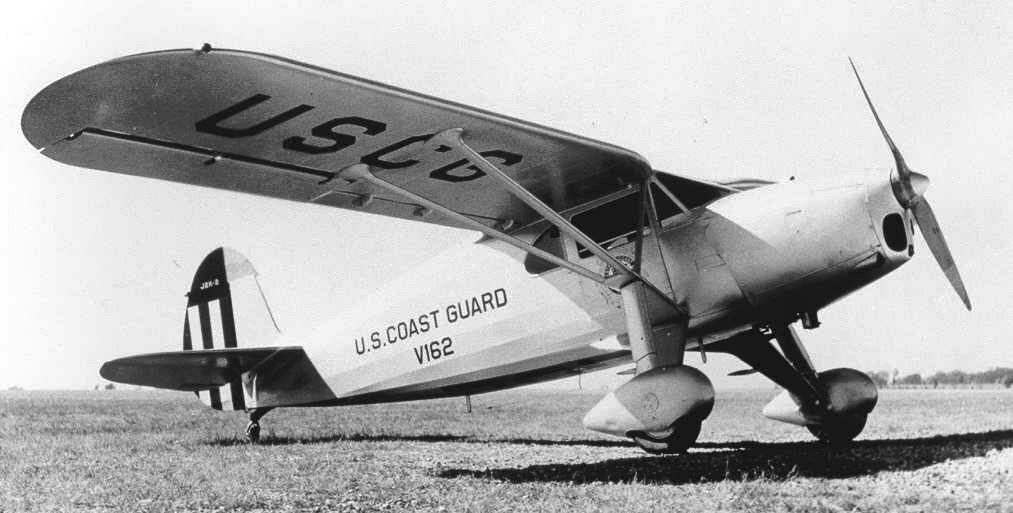 Fairchild J2K-1