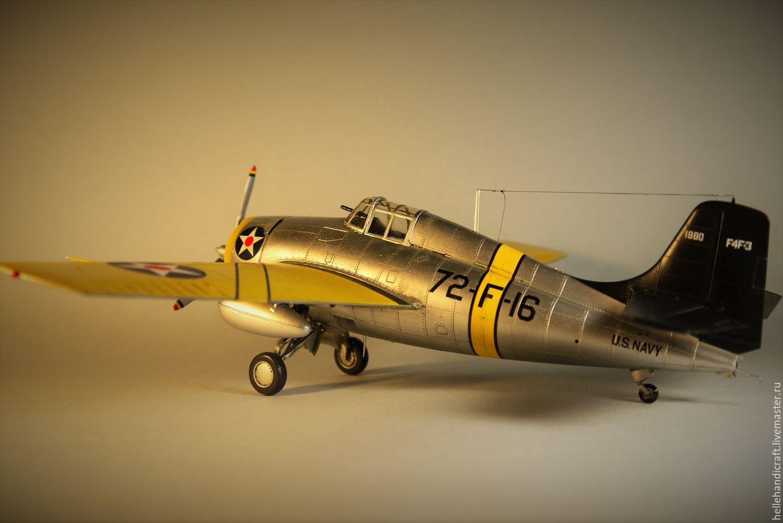 Grumman F4F