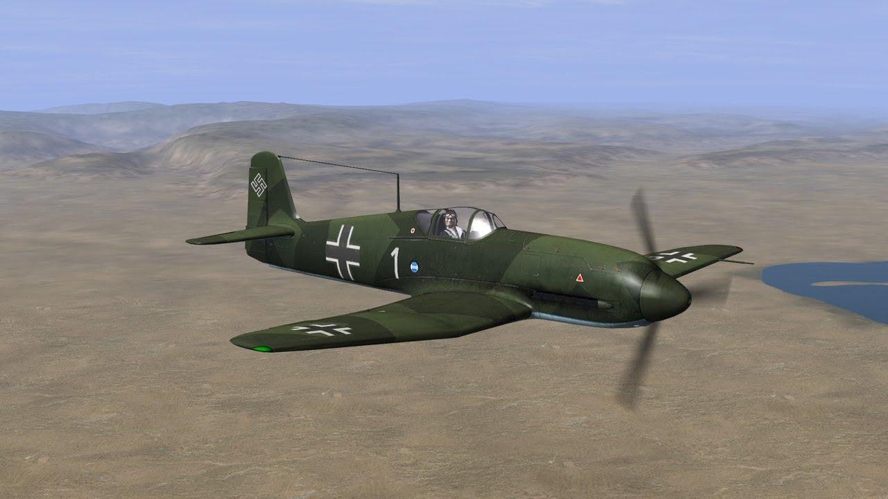 Heinkel He-100D-1