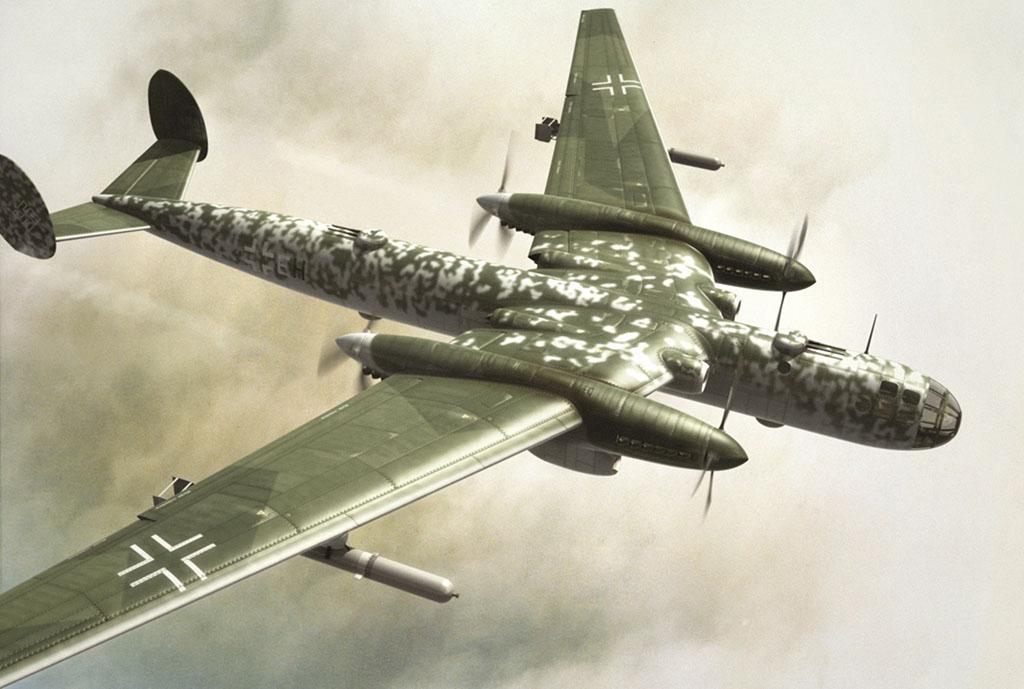 Messercshmitt Me.264