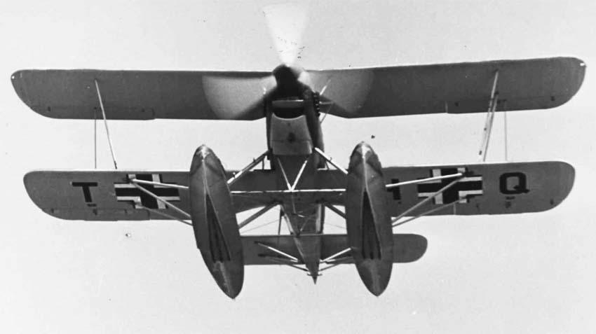 Heinkel He-60D