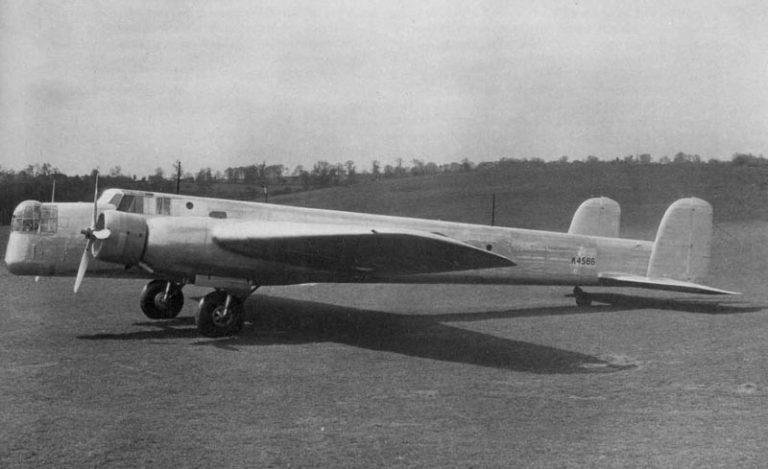 "AW.38 ""Whitley"" Mk.III"