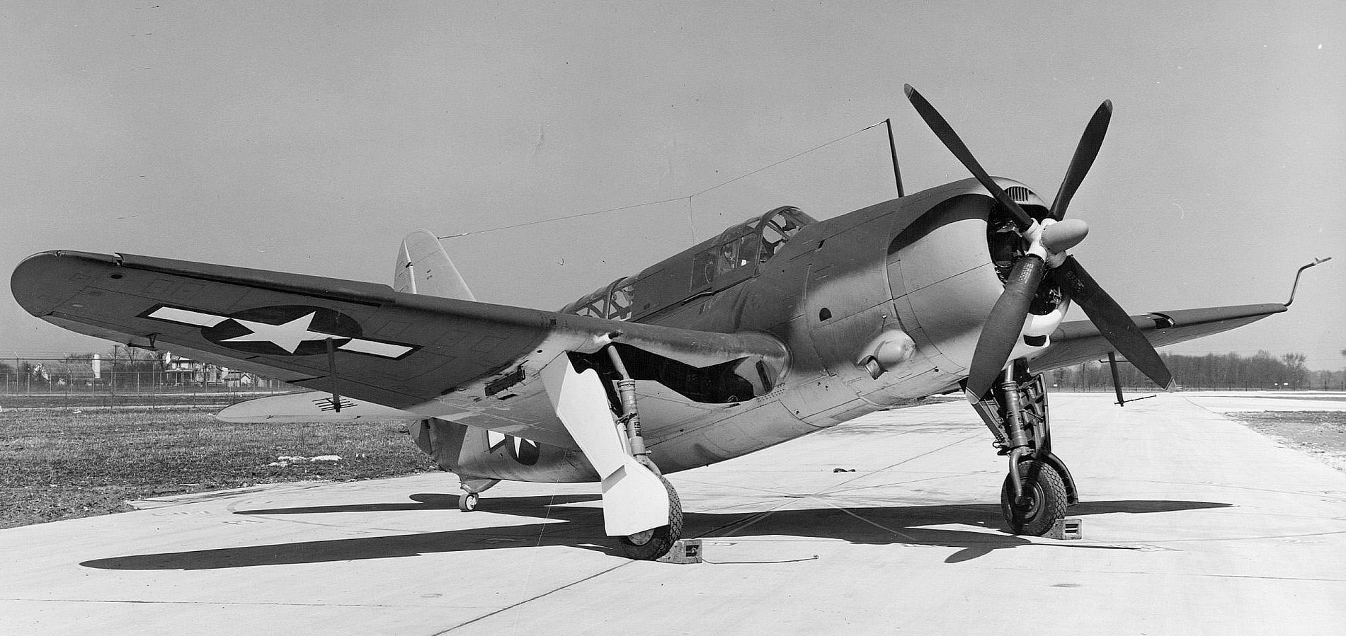 "Curtiss SB2C-3 ""Helldiver"
