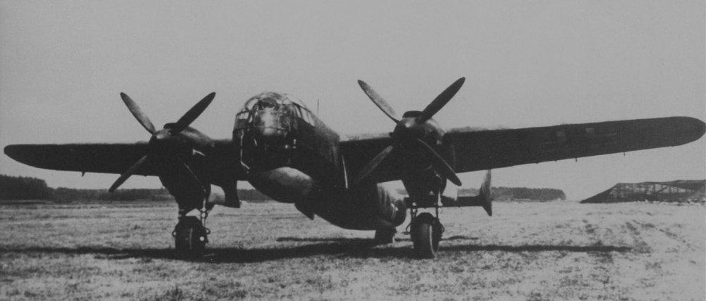 Dornier Do-317A