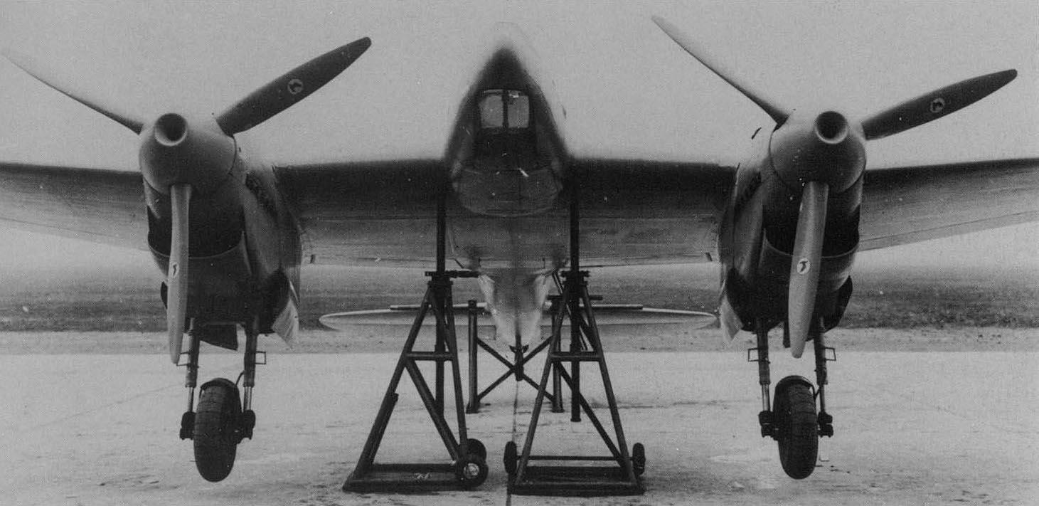 "Focke-Wulf FW-187 ""Falke"""