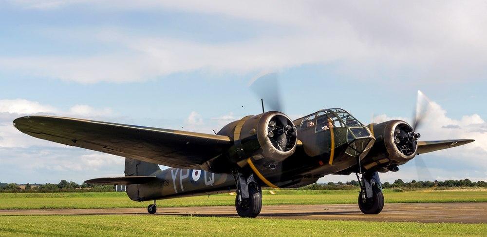 """Fairchild """"Bolingbroke"""" Mk.IV-T"""