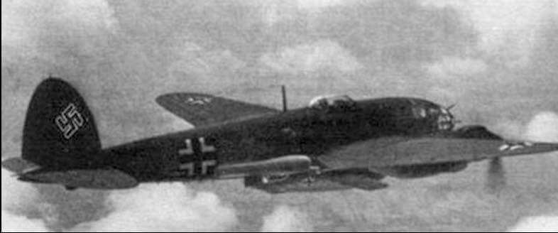 "Fieseler Fi-103R-IV ""Reichenberg"""