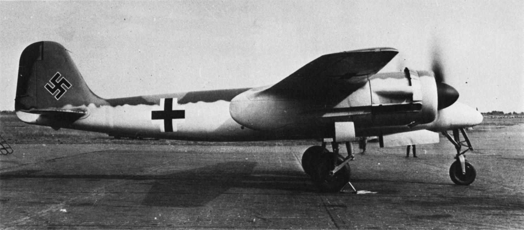 Focke-WolfTa-154