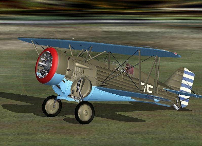 """Curtiss """"Hawk"""" III"""