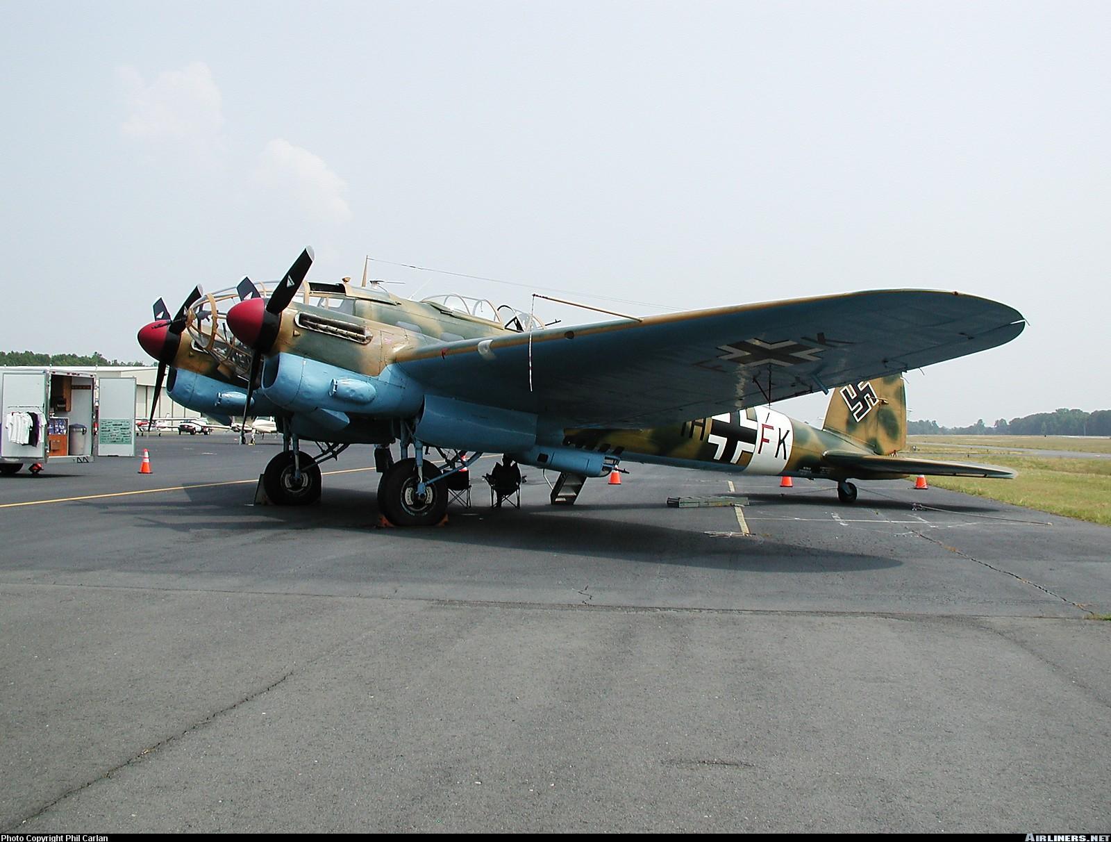 Heinkel He-111H-6 (KG 26)