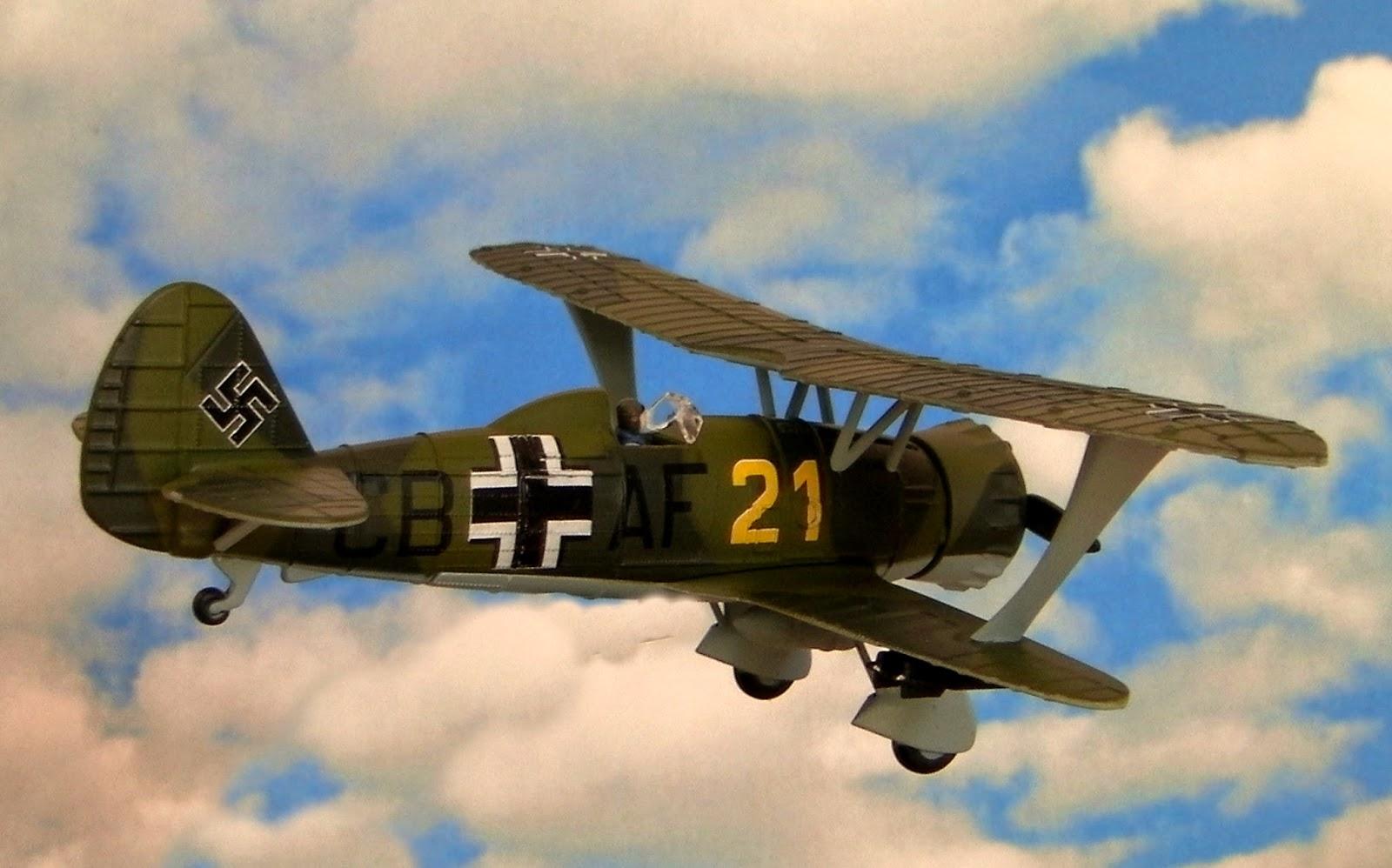 Henschel Hs-123A-1