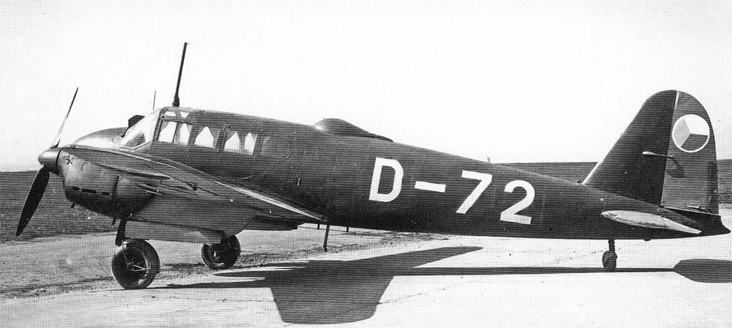 "Siebel Fh-104A""Hallore"""