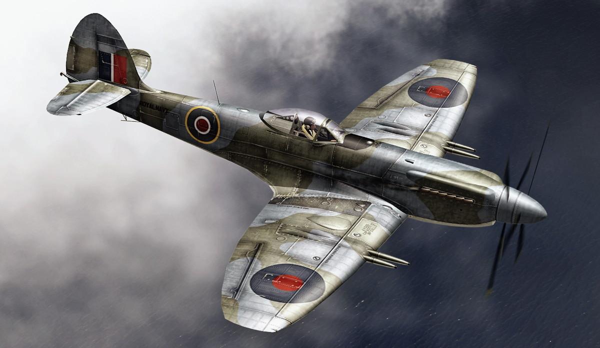 "Supermarine ""Seafire"" Mk.I"