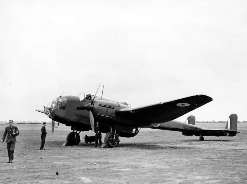 """Handley Page """"Hereford"""" Mk.I"""