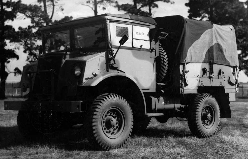 Бронетранспортер на базе грузовика Ford F15