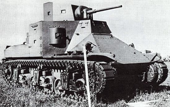 M2A1 Anti-Tank Противотанковая самоходная установка