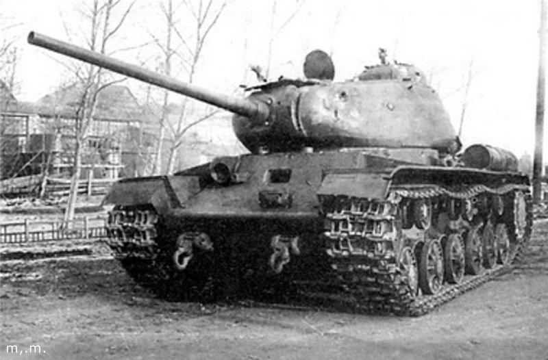 проект тяжелого танка ис 1940 год