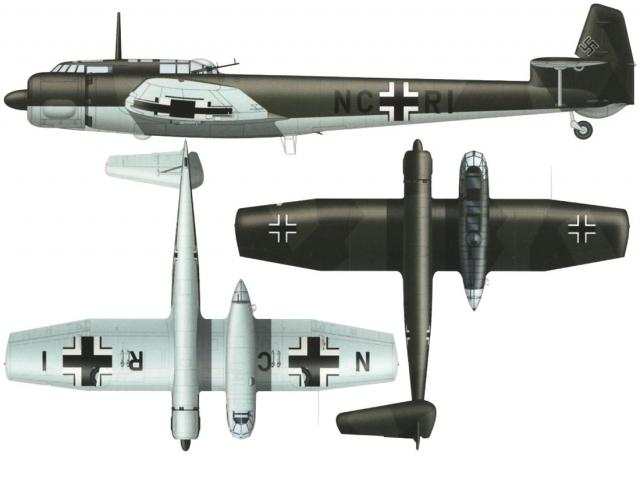 Blohm und Voss BV-141В-010
