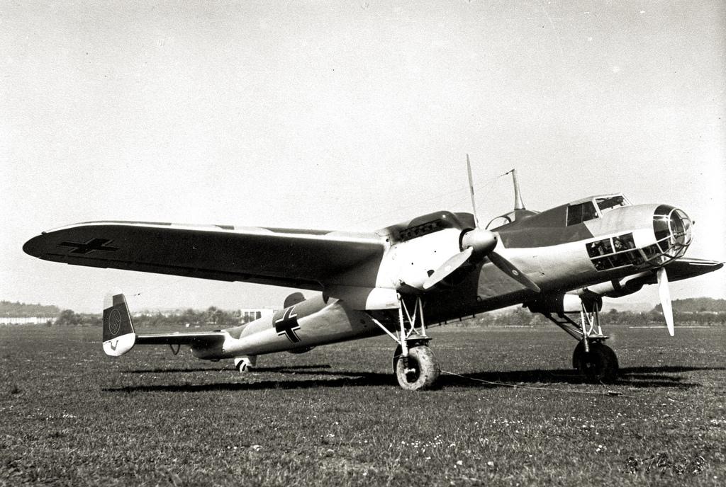 Dornier Do-17E-1