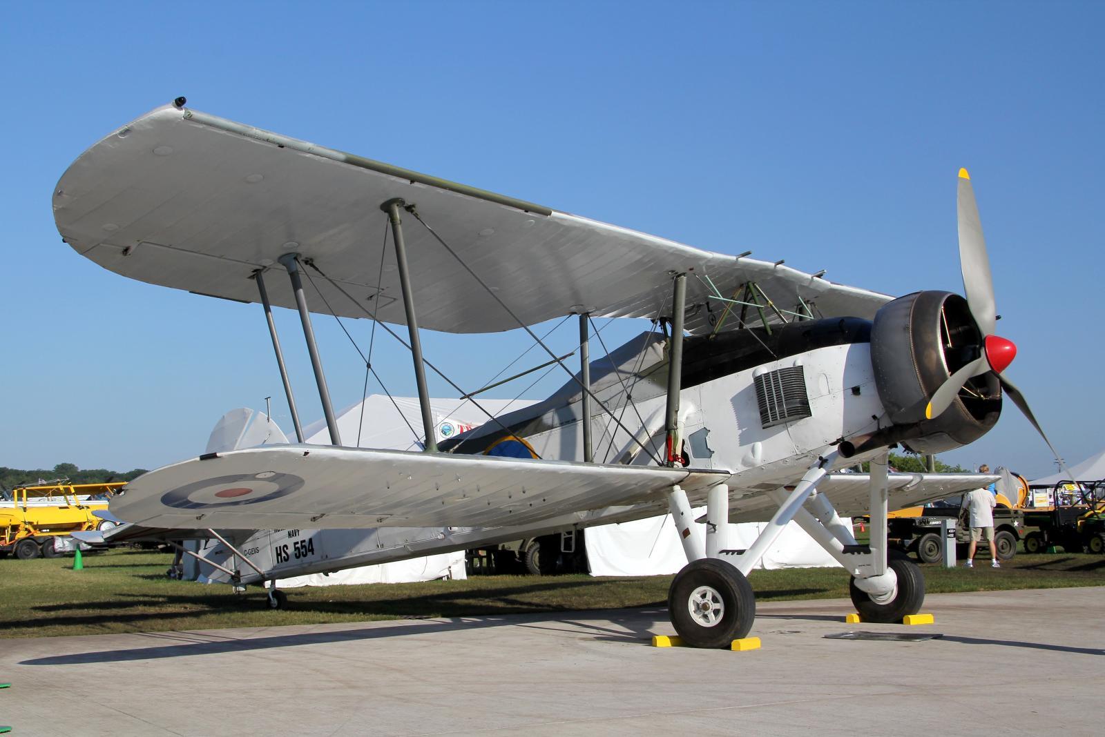 """Fairey """"Swordfish"""" Mk.II"""