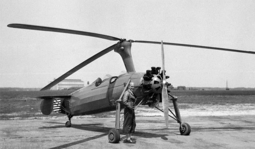 Kellett YO-60