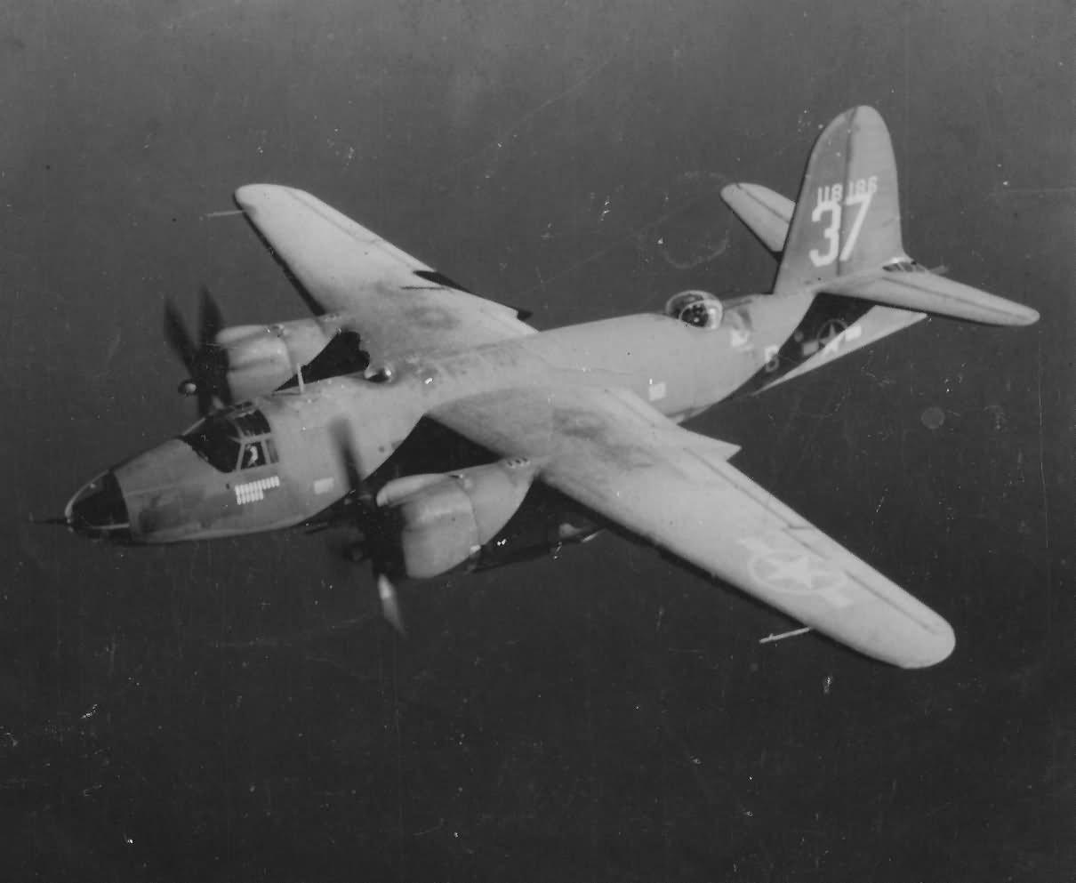 """Martin B-26 """"Marauder"""