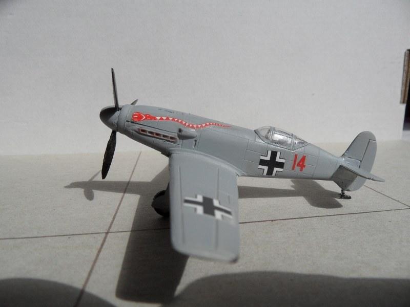 MesserschmittMe-209V-4