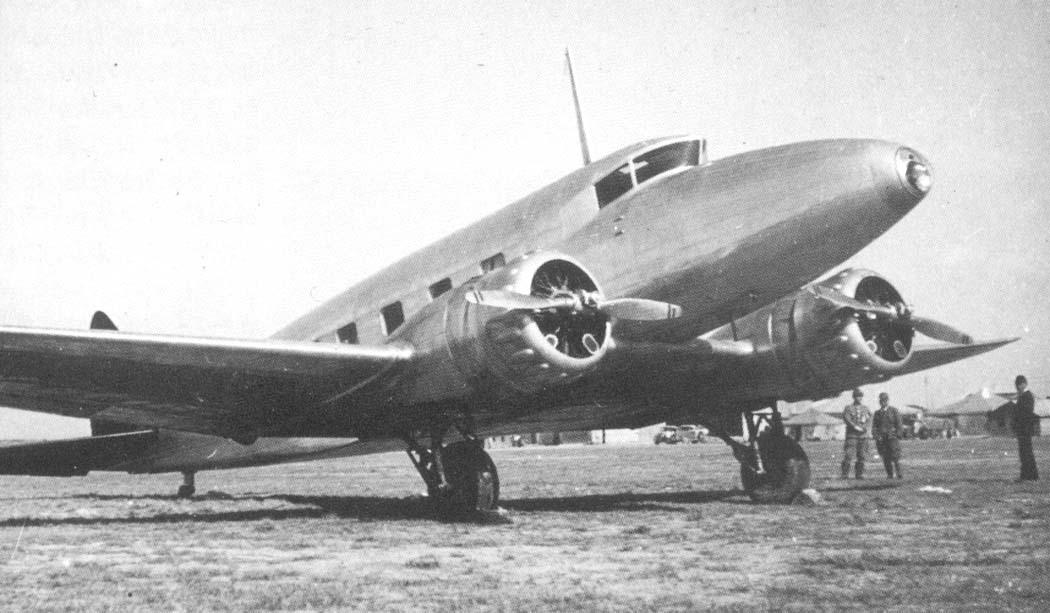 Nakadjima Ki-34