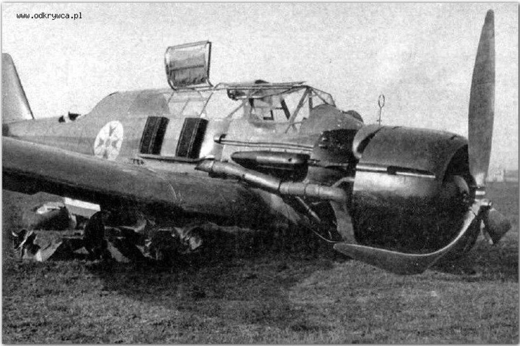 PZL P-43B