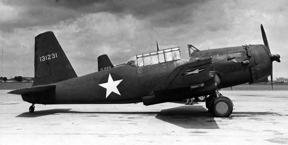"""Vultee A-35A """"Vengeance"""