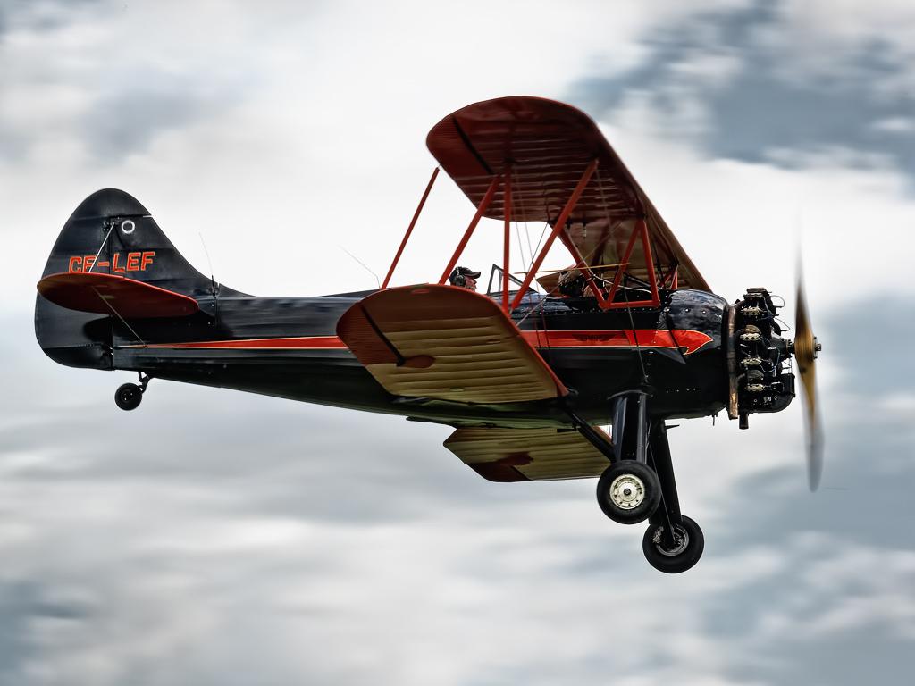 Waco YPF-7