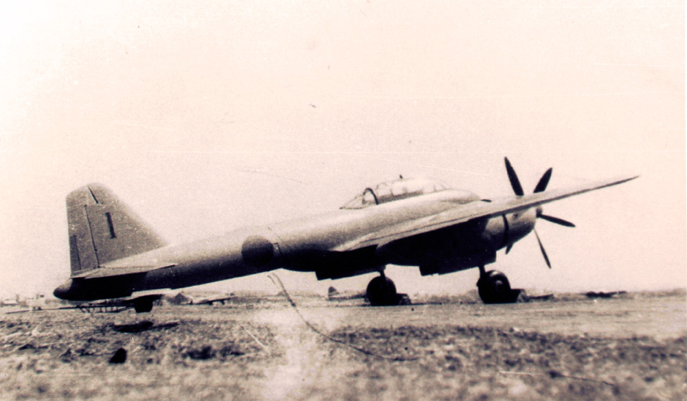 "Yokosuka P1Y1-S ""Ginga"""