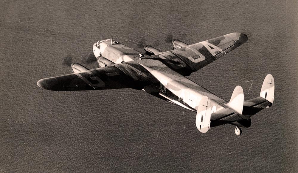 "Avro ""York"" Mk.I"