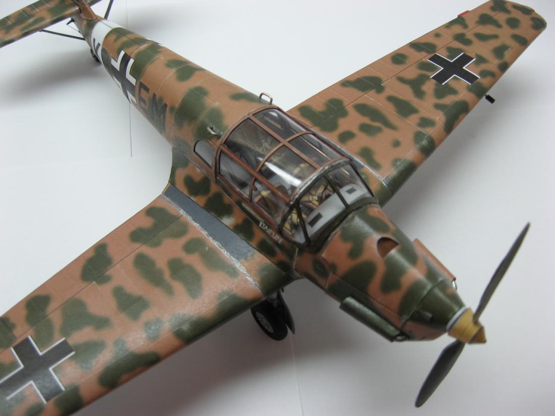 Messerschmitt Bf.108B