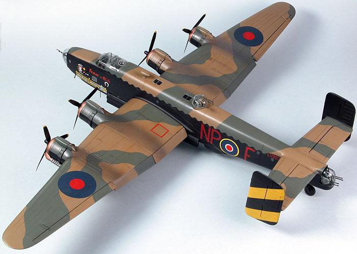 """Handley Page """"Halifax"""" B.Mk.II"""