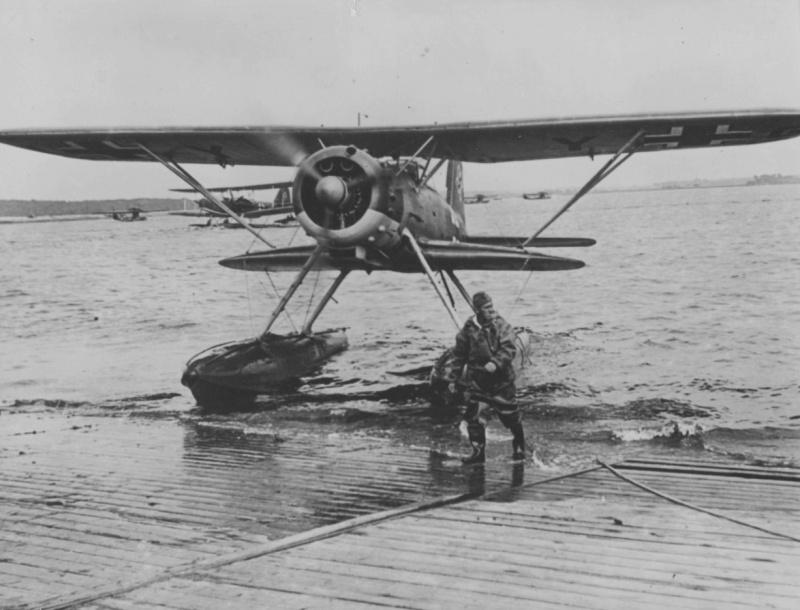 Heinkel He-114A-1