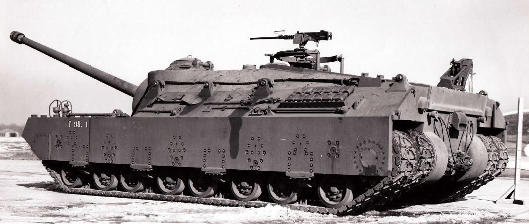 T28 \ Т95 Heavy Assault Tank