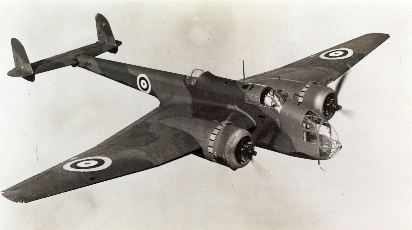 "Handley Page H.P.52 ""Hampden"""