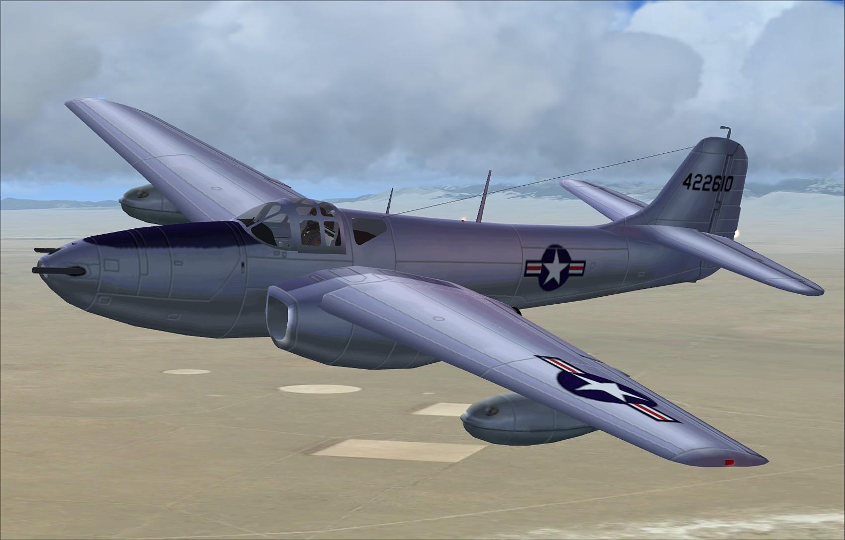 Bell P-59A