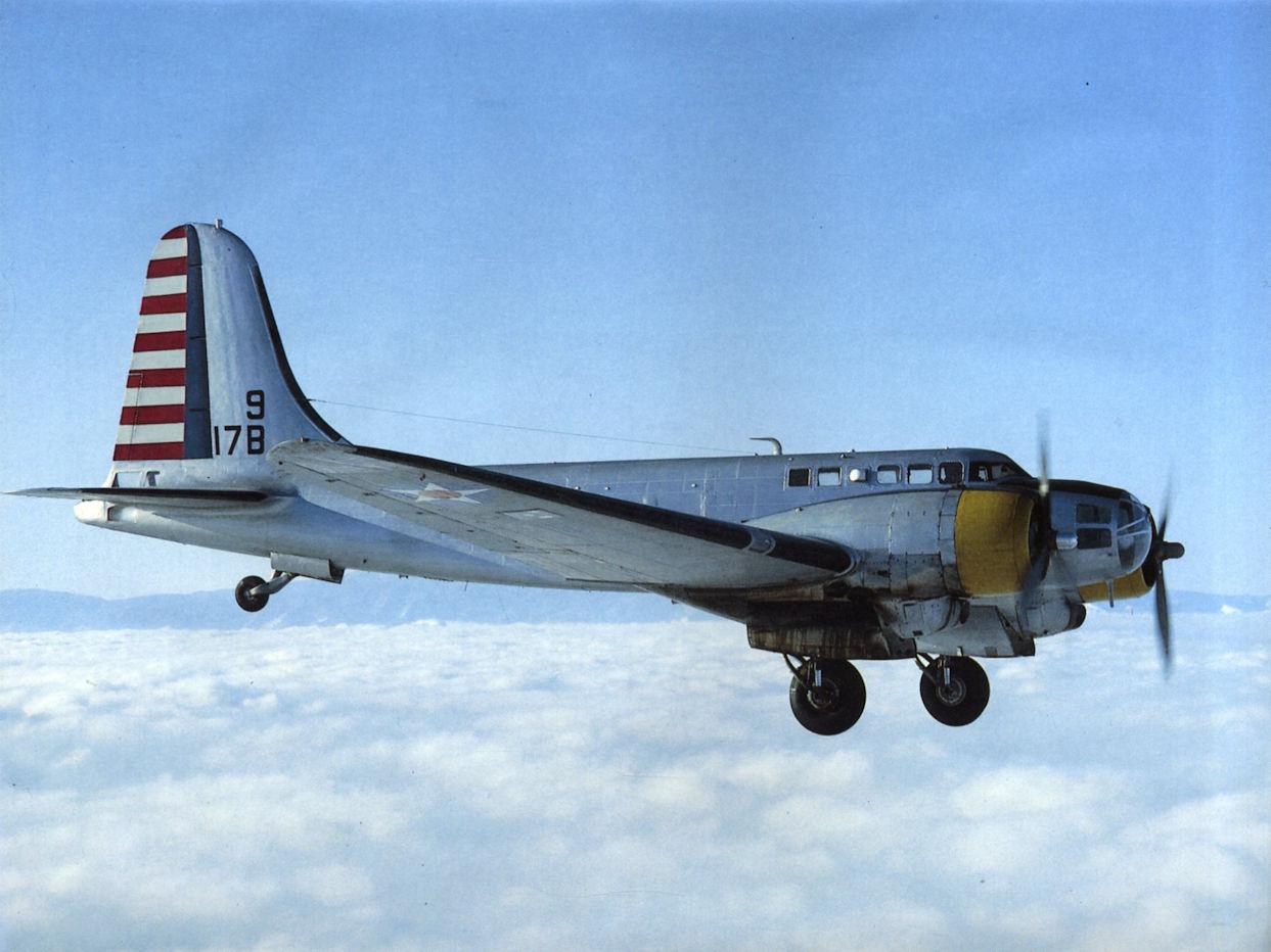 """Douglas B-23 """"Dragon"""