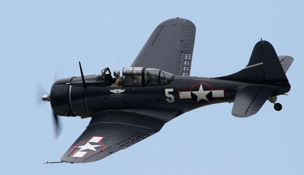 Douglas SBD-5