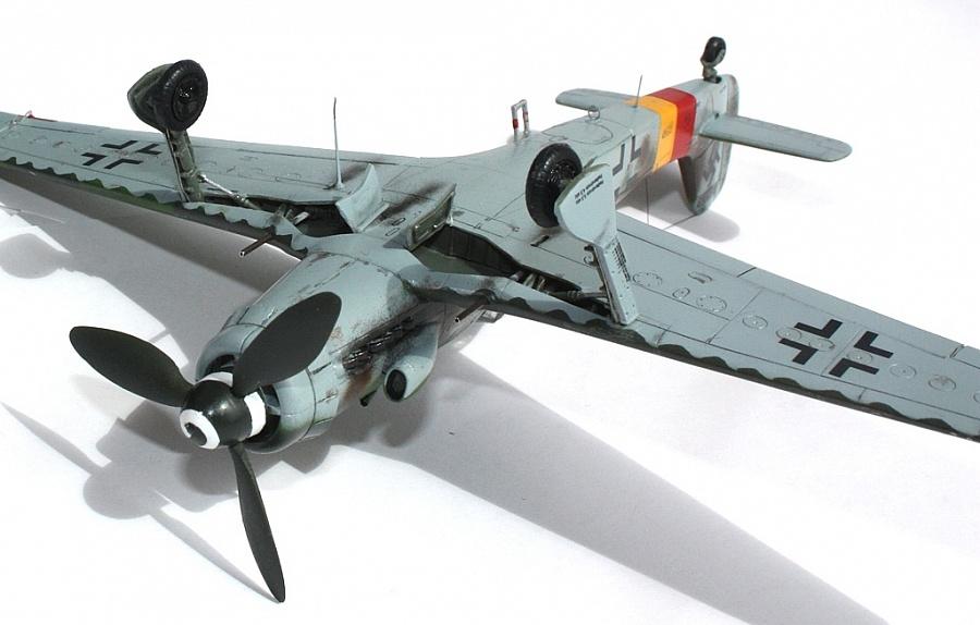 Focke-Wulf Ta-152H-1