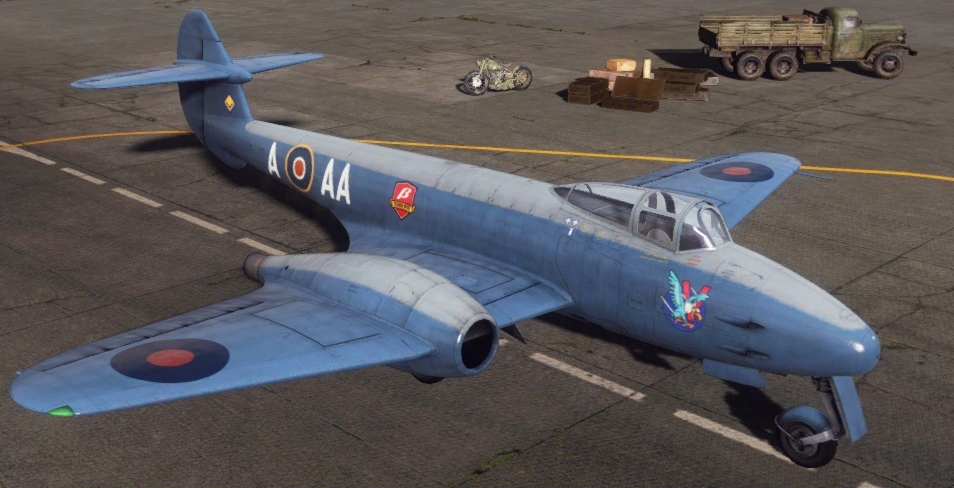 "Gloste ""Meteor"" F.1"