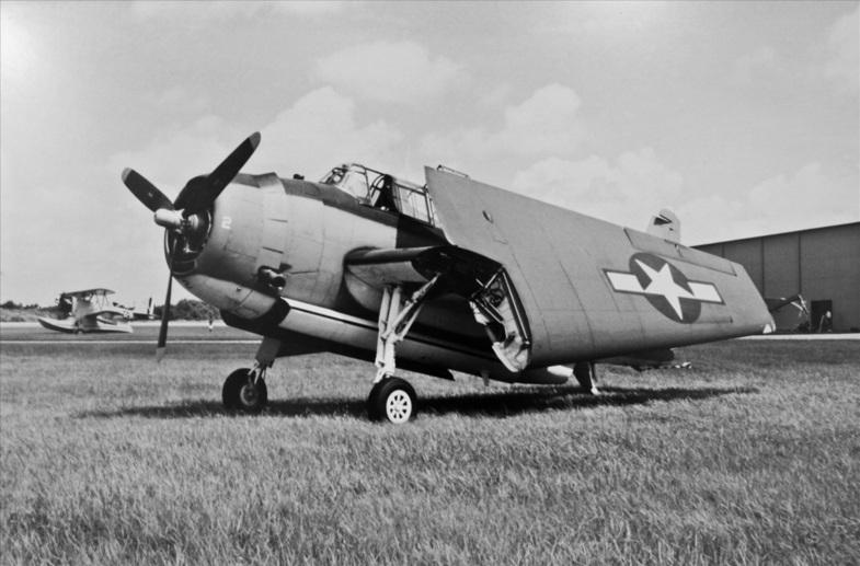 "Grumman TBF-1 ""Avenger"""