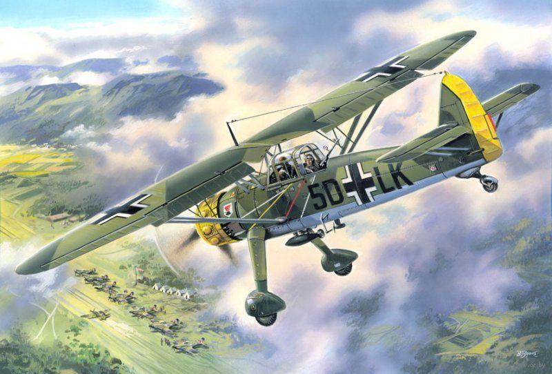 Henschel Hs-126A-1