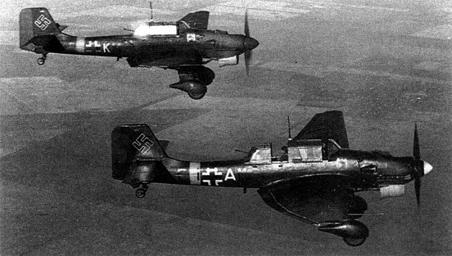 Junkers Ju-87B-2