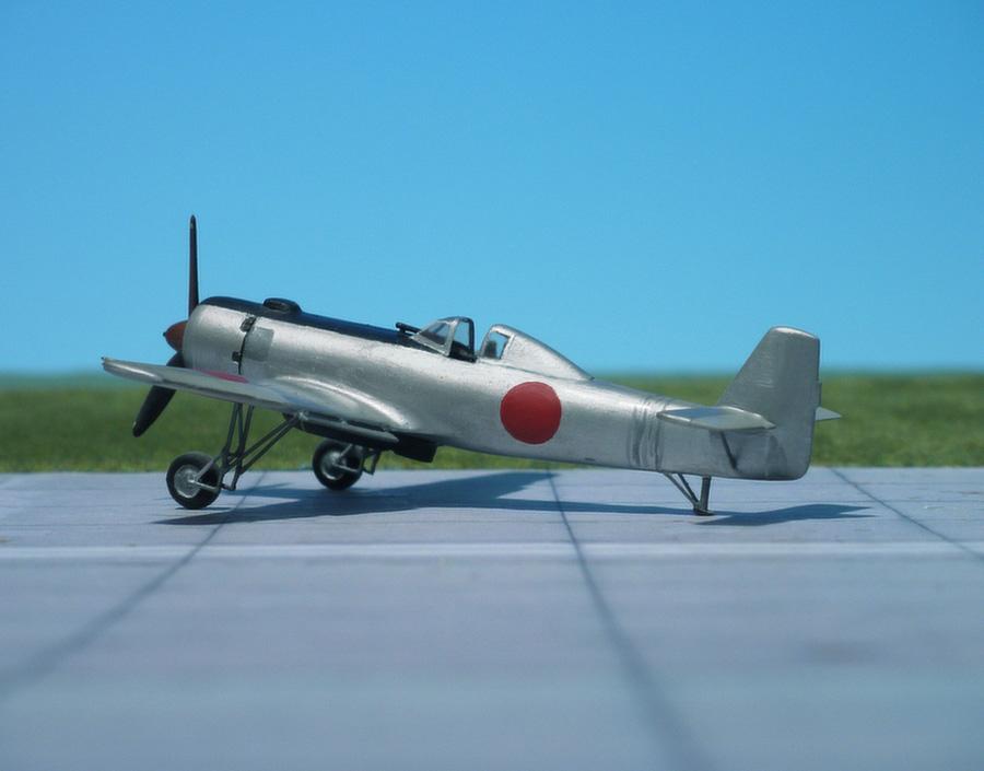 """Nakajima Ki-115 """"Tsurugi"""