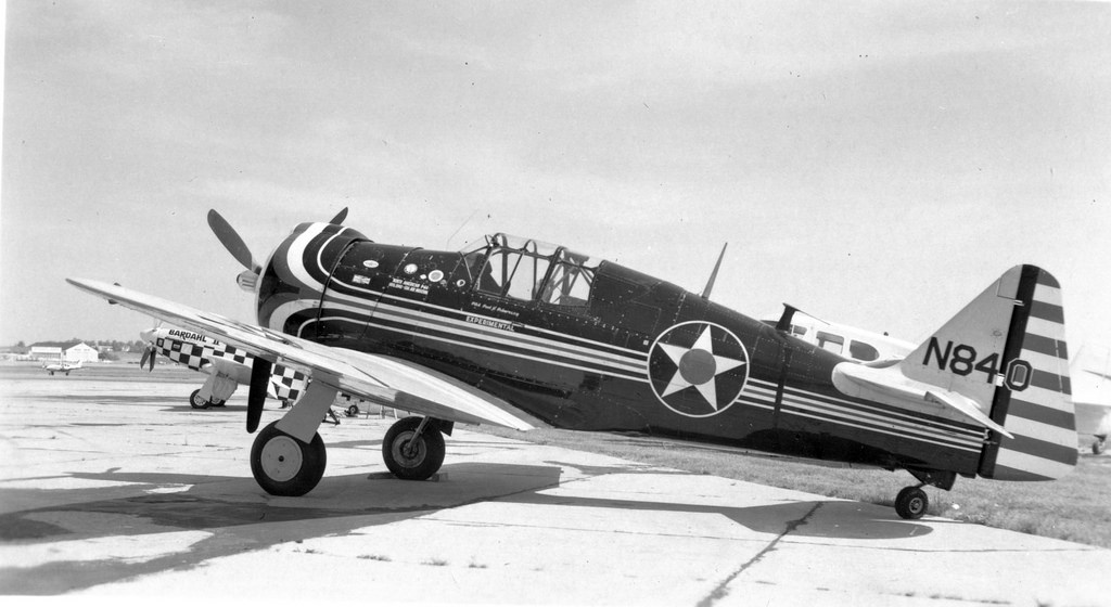 North American NA-50A