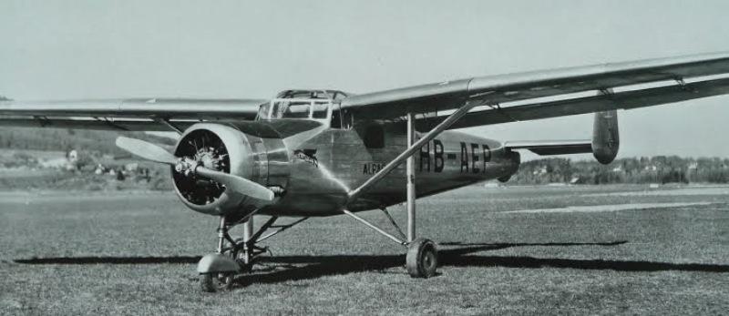 "Pilatus SB-2 ""Pelican"""