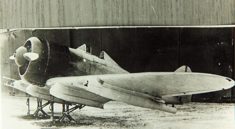 Поликарпов Григорович И-5